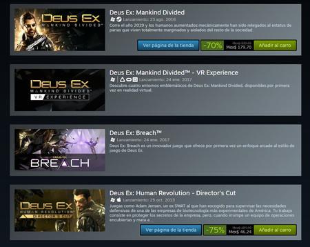 Franchise Deus Ex