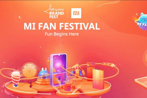 Mi Fan Festival en AliExpress: descuentos en Xiaomi durante su aniversario