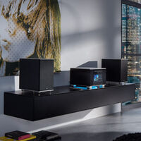 T+A recupera el espíritu de las cadenas musicales con Caruso R, un equipo de sonido con streaming, pantalla a color y Alexa
