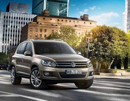 Primeras fotografías del Volkswagen Tiguan 2011