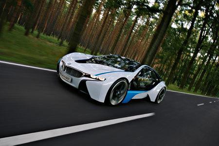 Foto de BMW Vision EfficientDynamics (4/6)