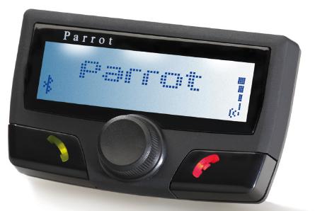 Manos libres Parrot ya compatibles con el iPhone