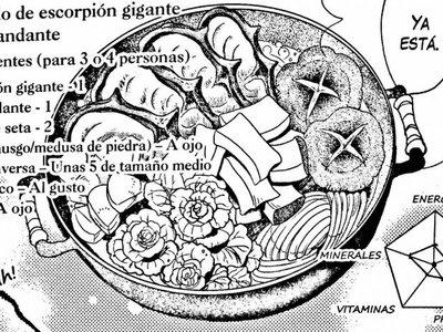 'Tragones y mazmorras': un manga sobre la compañía del hornillo