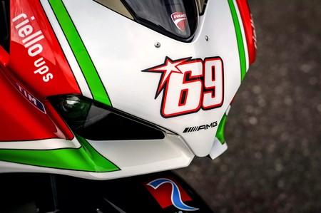 Ducati Panigale V4 Nicky Hayden 17