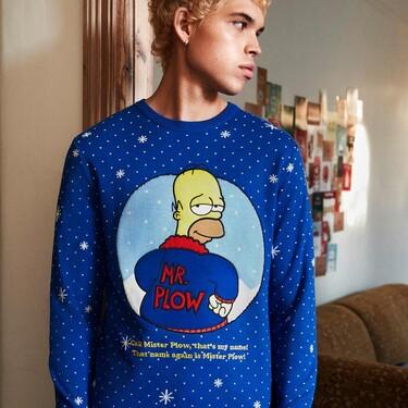 """The Simpsons, Stranger Things o Star Wars: estos son los nuevos """"ugly sweaters"""" de Primark de hombre que vas a querer para ti estas Navidades"""