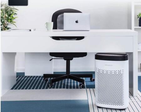 Limpia el aire de tu casa con el purificador de aire más vendido de Amazon: este compacto y silencioso Rowenta es un chollo a 89 euros