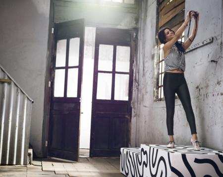 Selena Gomez para Adidas Neo primavera-verano 2014