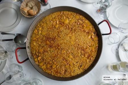 Paella Valencia 2