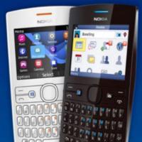 Aparecen nuevos teléfonos Nokia Asha 206 y 205, con botón Facebook