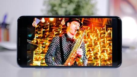LG V30 pantalla