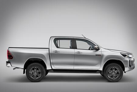 Toyota Hilux 2021 Pick Up Precio Mexico 3