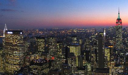 Récord de turistas en Nueva York este año