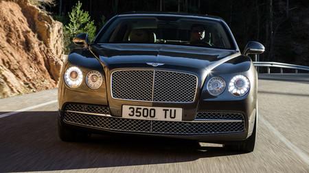 Bentley Continental Flying Spur 2013 en imágenes, ¡adiós teasers!