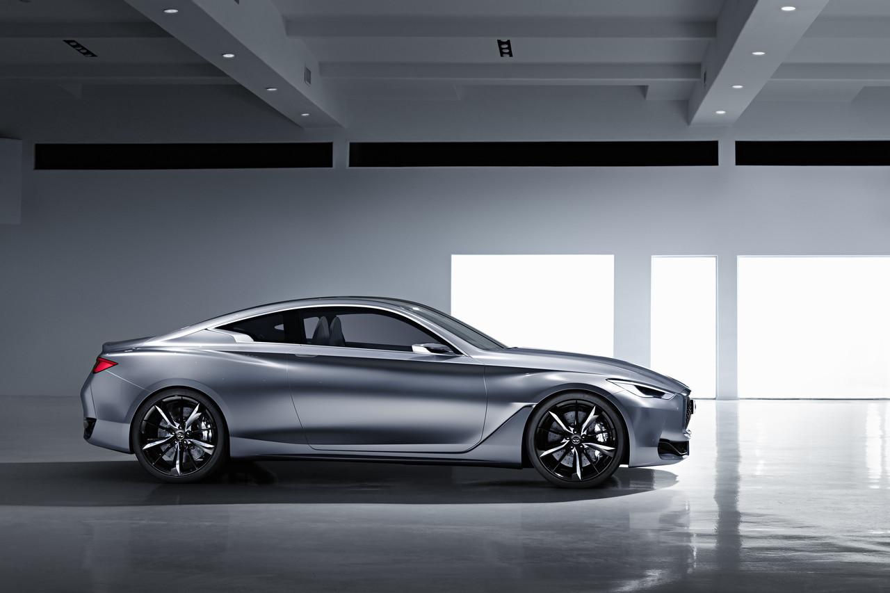 Foto de Infiniti Q60 Concept (9/41)