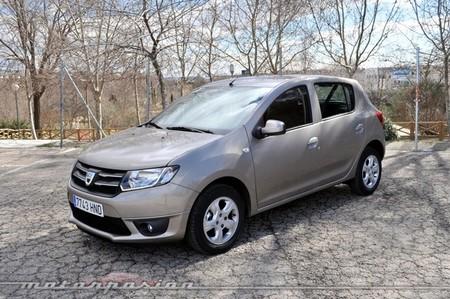 Dacia Sandero TCe 90, prueba (equipamiento, versiones y seguridad)