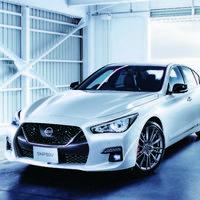 El mítico Nissan Skyline está de vuelta... como un Q50 con nariz de GT-R