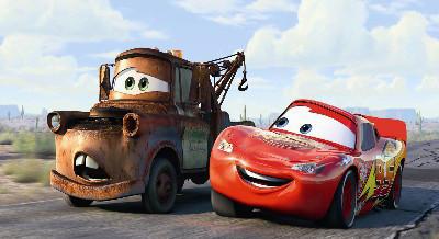 'Cars' no impresiona a la crítica americana