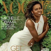 Michelle Obama se despide de la Casa Blanca en la portada de Vogue diciembre