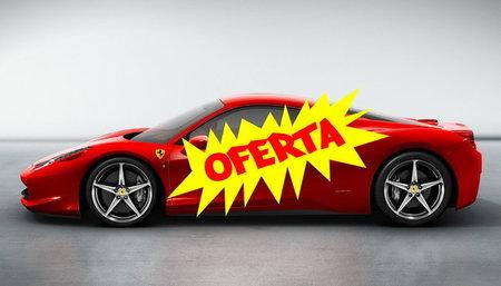 Adjudicado en las rebajas el Ferrari mileurista de Dorribo