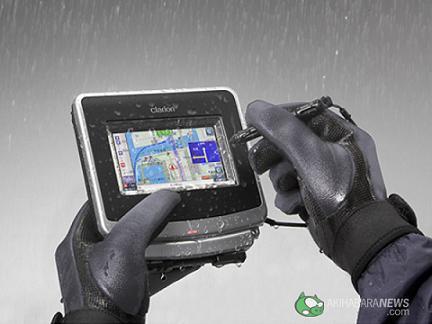Estuche protector para el Drivtrax GPS