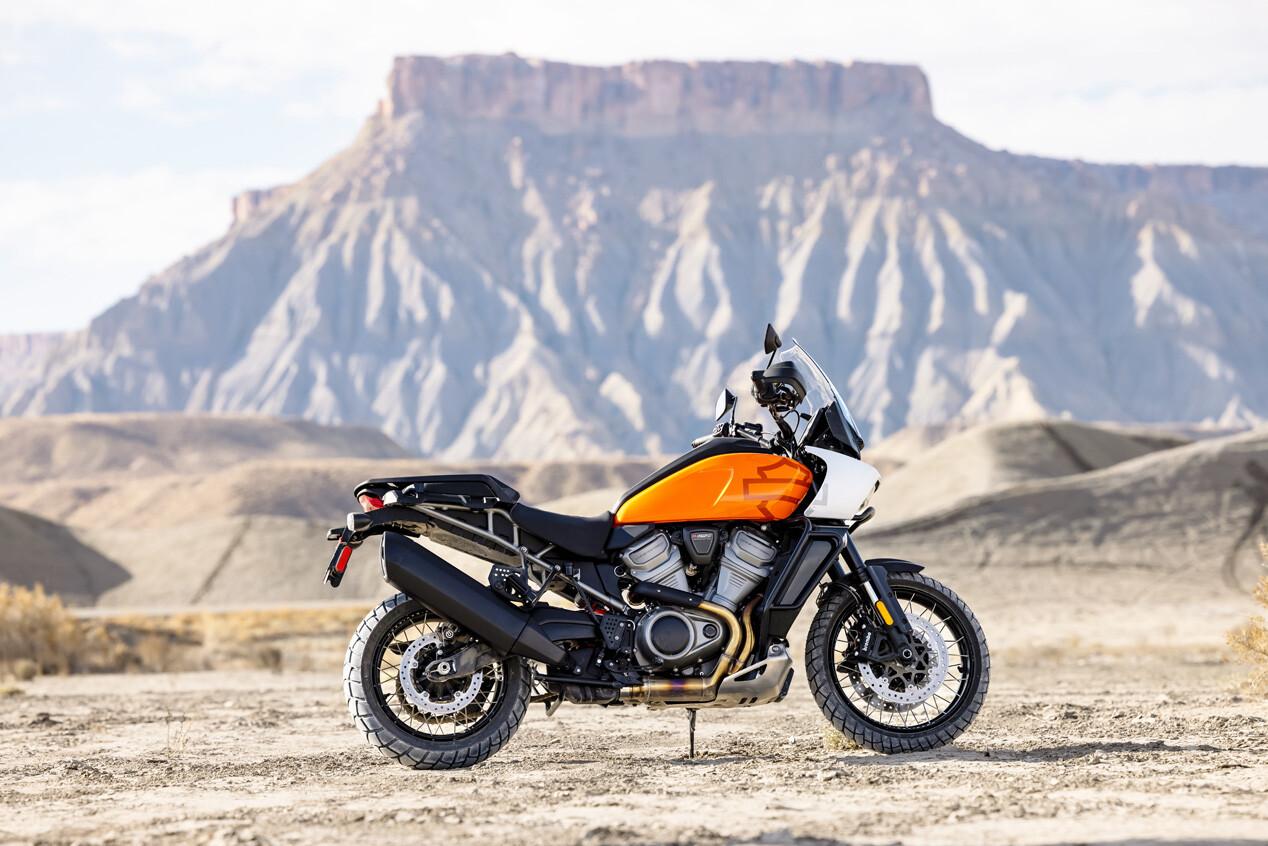 Foto de Harley-Davidson Pan America 1250 2021 (2/12)