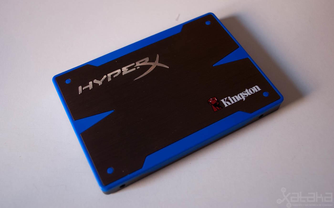 Foto de iKngston HyperX SSD, análisis (5/11)