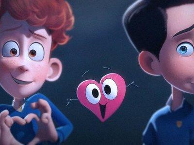 """""""In a heartbeat"""", un corto de animación que narra la historia de amor gay entre dos niños y que está triunfando en Youtube"""