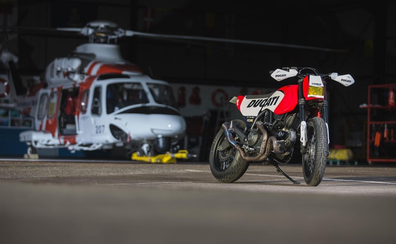 Foto de Ducati Scrambler - Russell Motorcycles (6/22)