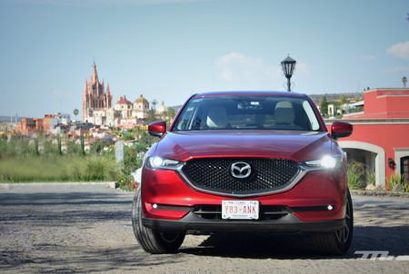Manejamos el Mazda CX-5, el SUV que vuelve a pintar su raya en el segmento