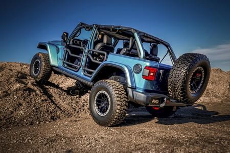 Jeep Wrangler Concept Sema Show 2019 4