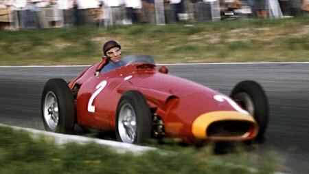 Fangio Nurburgring F1 1957