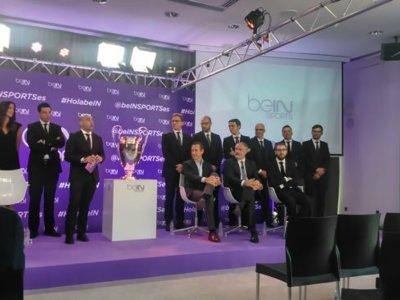 beIN Sports se presenta en España como el canal para disfrutar con el fútbol