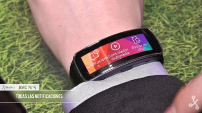 Samsung abre sus relojes Gear y la aplicación S Health para que lleguen aplicaciones