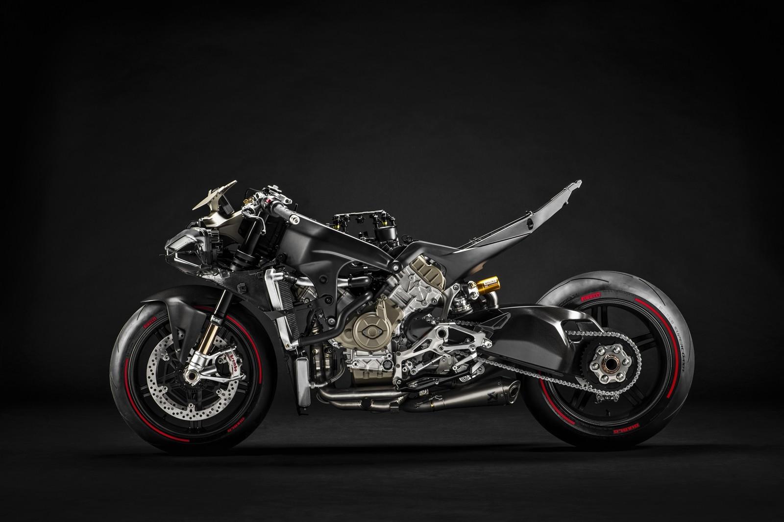 Foto de Ducati Panigale Superleggera V4 2020 (32/61)