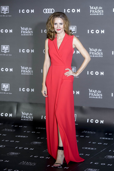 Tremendo despliegue de famosos en los Premios ICON
