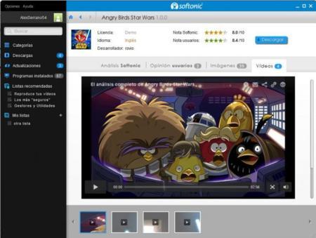 Softonic se convierte en una App Store con el lanzamiento de su aplicación oficial para Windows