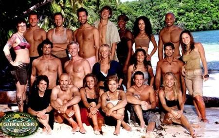 Survivor Palau
