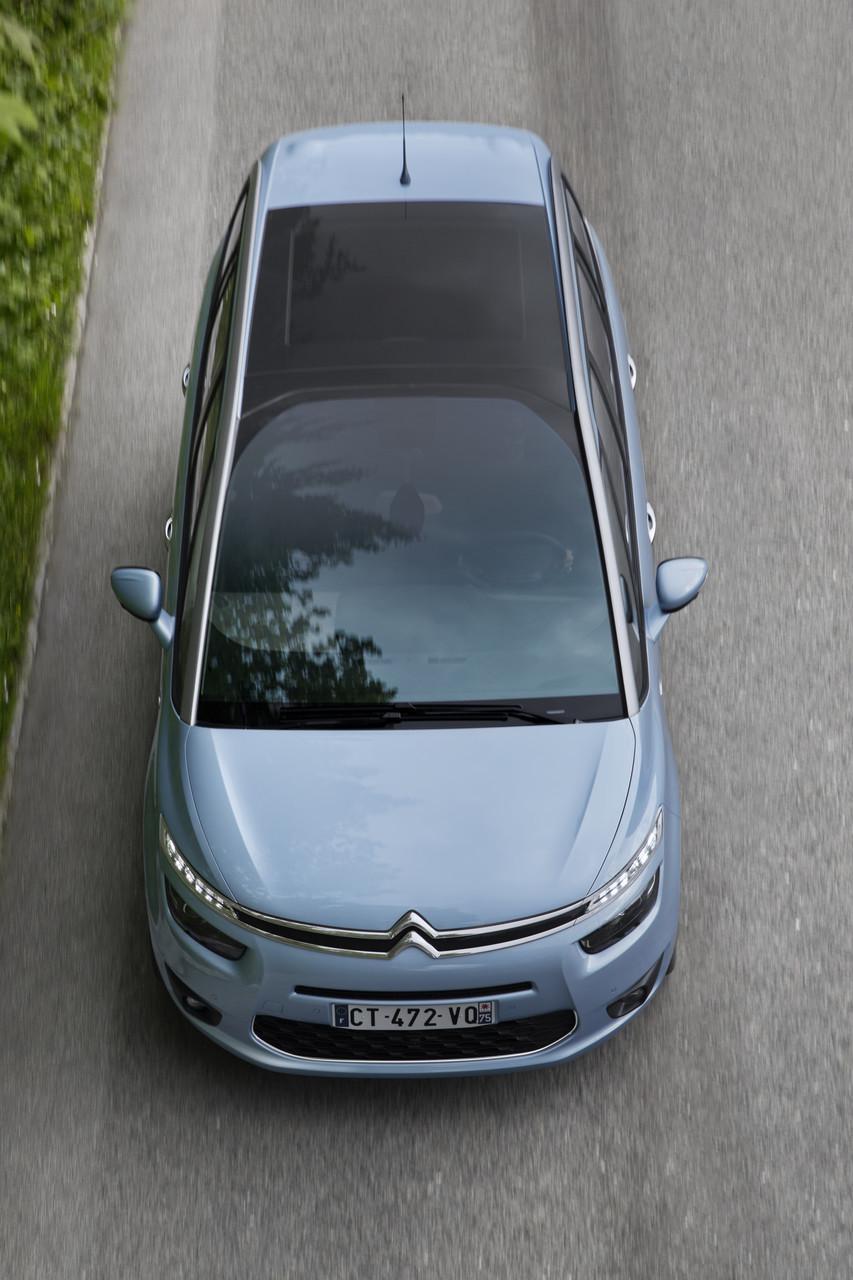 Foto de Citroën C4 Picasso y Grand C4 Picasso (130/152)