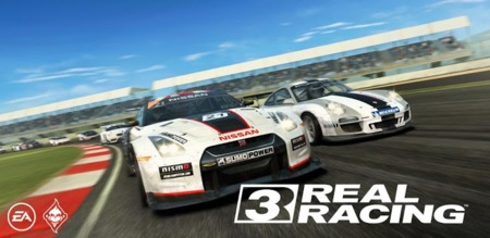 Real Racing 3 ya disponible para Android