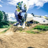 Llamada a revisión de todas las Husqvarna de motocross por problemas en la rueda delantera
