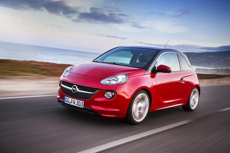Foto de Opel Adam (2/50)