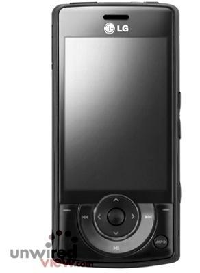 LG KM900, móvil musical