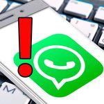 [actualizado: ya funciona] Un problema de WhatsApp impide enviar fotos, vídeos y audio