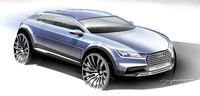 Audi mostrará en Detroit un prototipo de crossover