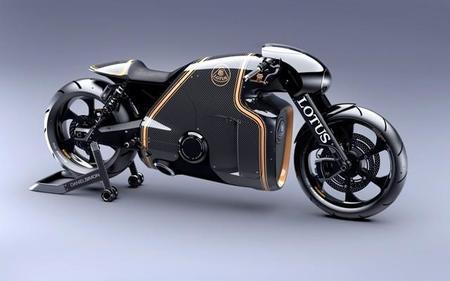 Lotus nos deslumbra con su primera motocicleta: C-01 2014