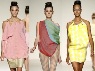 Última jornada de la Cibeles Madrid Fashion Week Primavera-Verano 2010: ¿y llegó el talento?