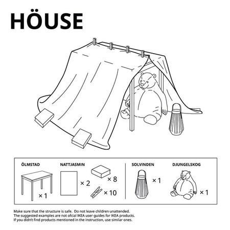 Ikea Fuertes Ninos 1