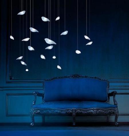 Beau&Bien ilumina tu salón con unos pajarillos