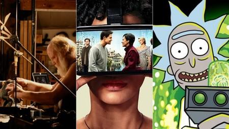 Todos los estrenos en mayo 2020 de Amazon, Filmin, Sky y Apple TV+: 'Upload', 'Rick y Morty', 'Un genio llamado Phil Tippet' y más