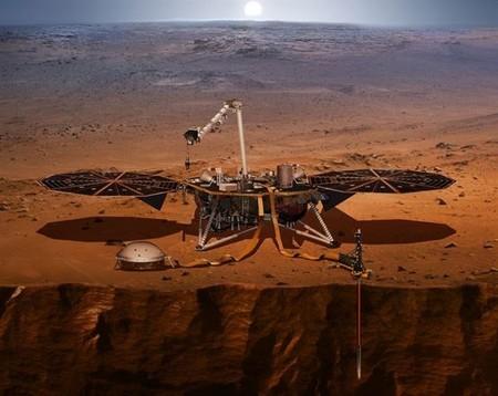 Esta semana despegará la primera misión para estudiar el corazón de Marte